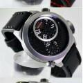 HARLEY DAVIDSON Dual Time HD-2014D Leather (BLW) for Men