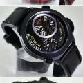 HARLEY DAVIDSON Dual Time HD-2014D Leather (BL) for Men