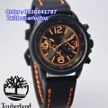 Timberland Chronograph Black Orange