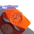 Q & Q Rubber Orange for Ladies