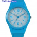 Q & Q Rubber Cyan for Ladies
