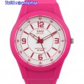 Q & Q Rubber Light Magenta for Ladies