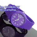 Q & Q Rubber magenta for Ladies