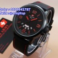 Swiss Army HC1128 Leather Strap (BLR)