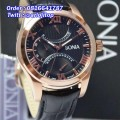 BONIA BPT238-1533 Leather (BRGL) For Men