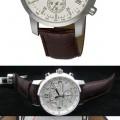 TISSOT PRC 200 Chrono Leather (BRW)