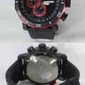 Alexandre Christie 6308MCBLRD Leather Black