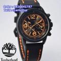 Timberland Chronograph Black Orange