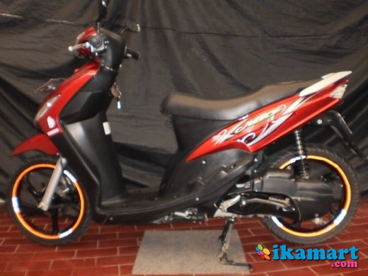 referensi modifikasi mio sporty cw