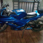 Minerva 150R th 2008 Biru modifikasi