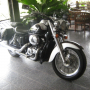 Jual Honda Shadow ACE 400 98' Black Silver