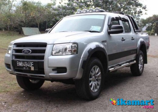 Jual Ford Ranger Double Cabin Mobil