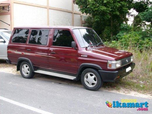 Kijang Grand Extra | Phoenix Bekled Jok Mobil