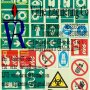 IMO Safety Sign