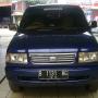 Dijual Toyota Kijang LGX 97 Manual Biru