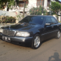 Jual Mercy C200 96 AT Hitam