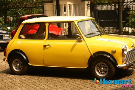 Mobil Morris Mini Cooper Murah Jual Morris Mini Cooper
