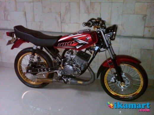 Jual Yamaha Rx King Solo