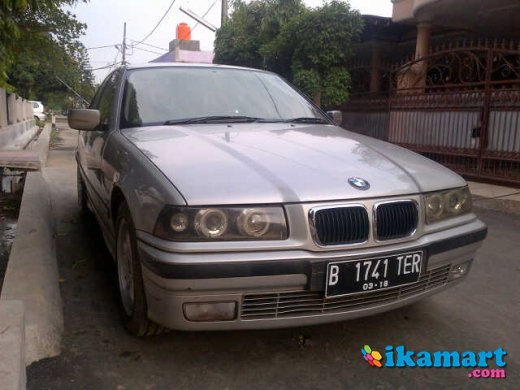 bmw 323i mnl th 1997 silver