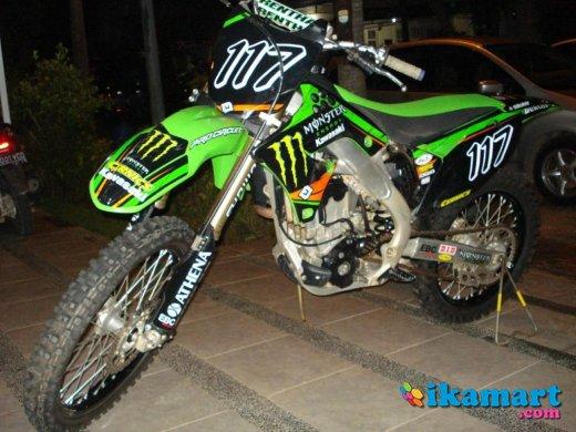 Harga Kawasaki Kx  F Di Indonesia