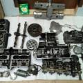 spare pat suzuki gsx 750 police dan  moge suzuki  intake/manifold