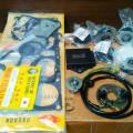 Gasket Top Set / CDI / Pick Up Pulser / Rotor / Intake Manifold Suzuki Gsx750 Police