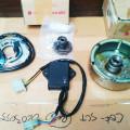 Flywheel Magnet/Pick up Pulser / advancer/Governor Kawasaki Kz1000P