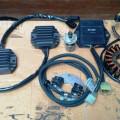 Suzuki GS500 Spul/Pulser/Rotor/CDI Dll