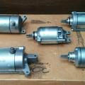 Motor Starter Honda CBR 954RR & Kawasaki ZZR1100/ZZR1200