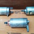 Dinamo Starter Kawasaki ZX6-R & Honda CBR1000RR