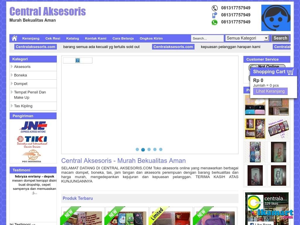 Tas Kipling Dompet Lucu Kulit Central Aksesoris Website Barang