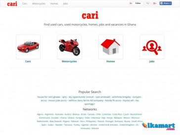 Find used cars, used motorcycles, homes, jobs and vacancies in Ghana